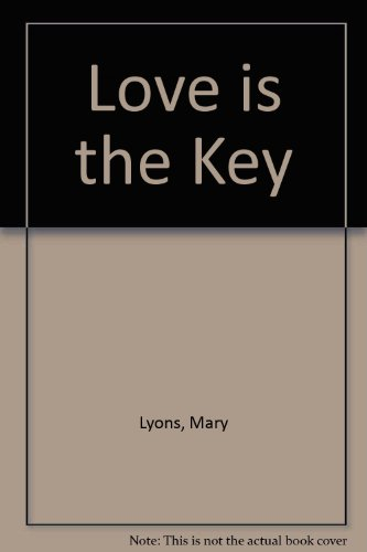 9780263133356: Love Is the Key