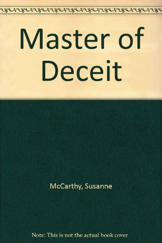 9780263137866: Master of Deceit