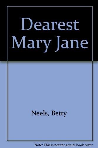 9780263140675: Dearest Mary Jane