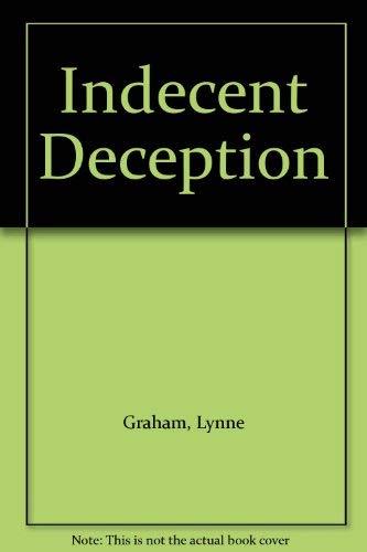 9780263141016: Indecent Deception