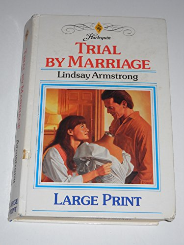9780263141498: Trial by Marriage