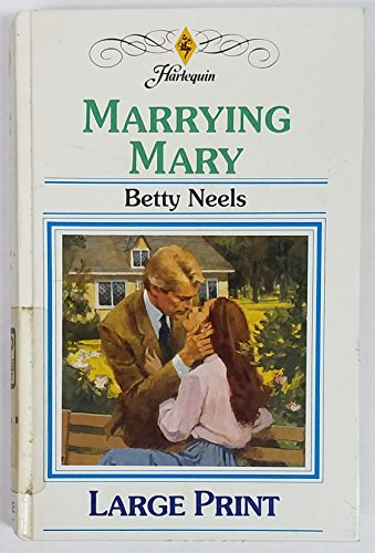 9780263145946: Marrying Mary