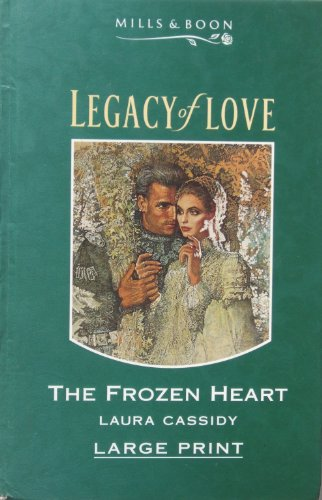 9780263147223: The Frozen Heart (Large Type Editions)