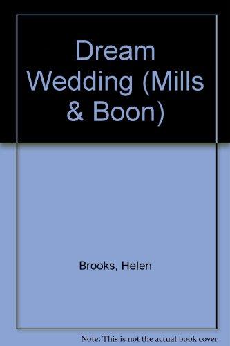 9780263147964: Dream Wedding (Mills & Boon)