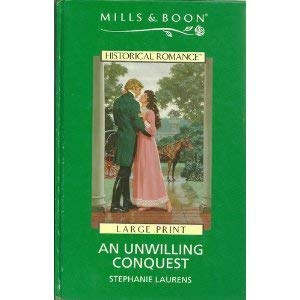 9780263148961: An Unwilling Conquest (Mills & Boon Largeprint Historical)