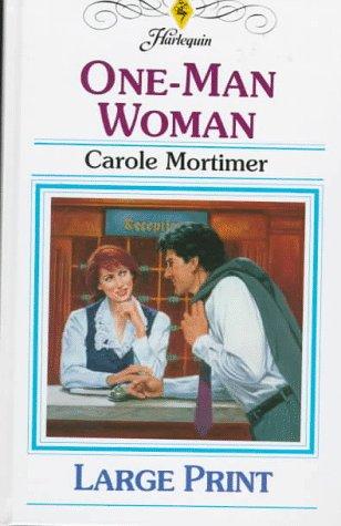 One-Man Woman: Mortimer, Carole