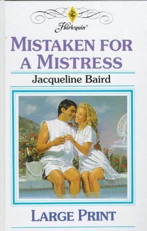 Mistaken for a Mistress: Baird, Jacqueline