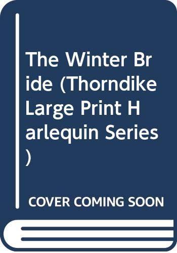 9780263155150: The Winter Bride