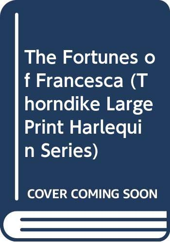 9780263155631: The Fortunes Of Francesca