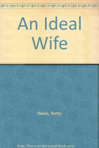 9780263156546: An Ideal Wife
