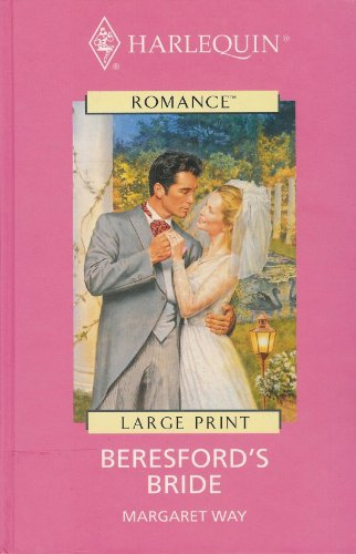 9780263156805: Beresford's Bride, Large Print Edition