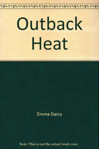 9780263158281: Outback Heat (Romance)