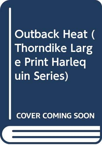 9780263158458: Outback Heat