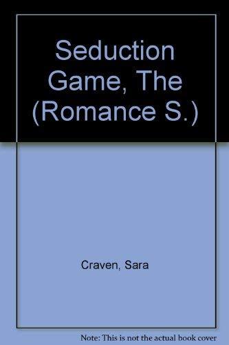 9780263161359: Seduction Game, The (Romance S.)