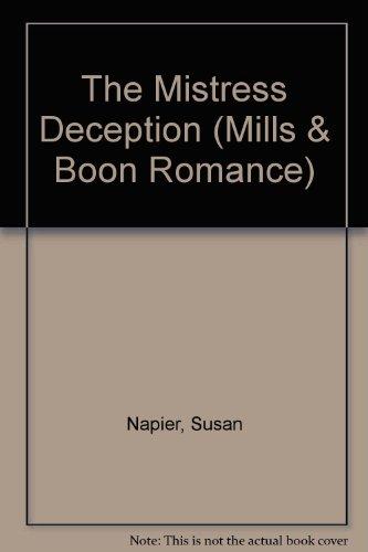 9780263165333: The Mistress Deception (Romance)