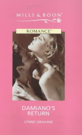 9780263166521: Damiano's Return (Romance)