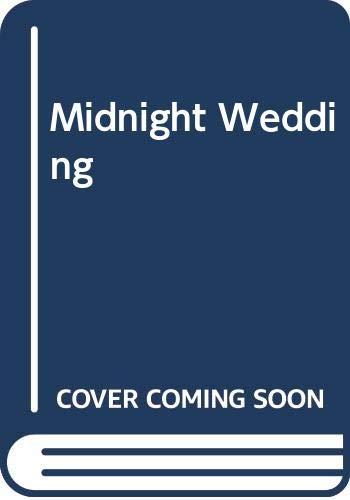 9780263166774: Midnight Wedding (Romance)
