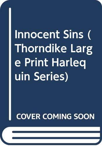 Innocent Sins (9780263167351) by Anne Mather