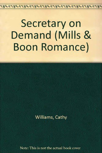 9780263170801: Secretary On Demand (Romance)