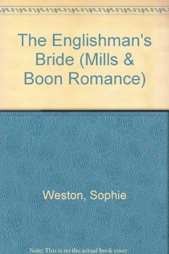 9780263171334: The Englishman's Bride (Romance)