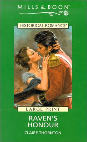9780263173291: Raven's Honour (Mills & Boon Historical Romance)