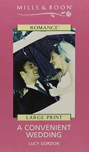 9780263173505: A Convenient Wedding
