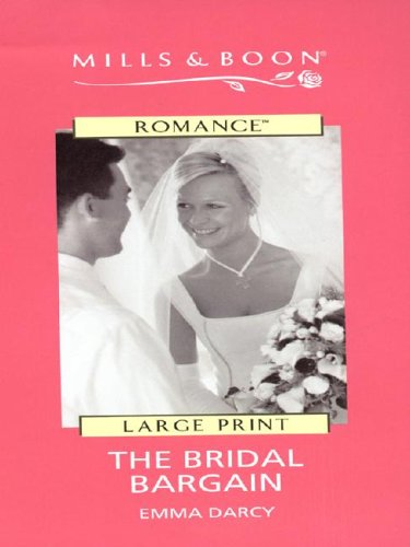 9780263173680: The Bridal Bargain