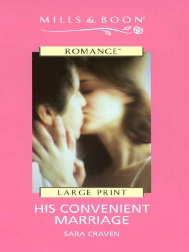 9780263173789: His Convenient Marriage (Mills & Boon Romance)