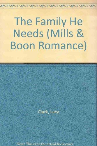 9780263174489: The Family He Needs (Romance)