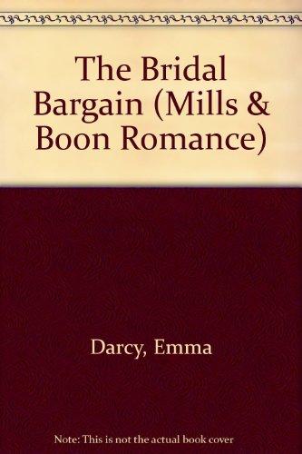 9780263174991: The Bridal Bargain (Romance)