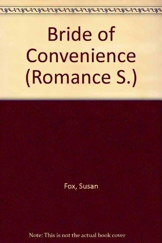 9780263178128: Bride of Convenience (Romance S.)