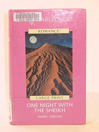 One Night with the Sheikh (9780263179484) by Penny Jordan