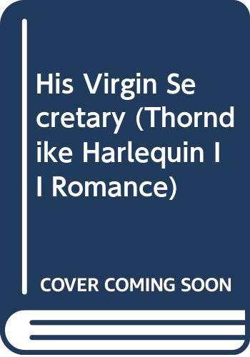 9780263180947: His Virgin Secretary