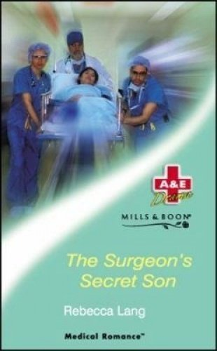 Harlequin Medical - Large Print - The: Rebecca Lang