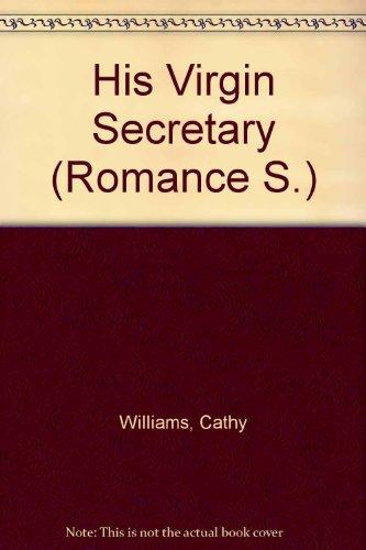9780263182224: His Virgin Secretary (Romance S.)
