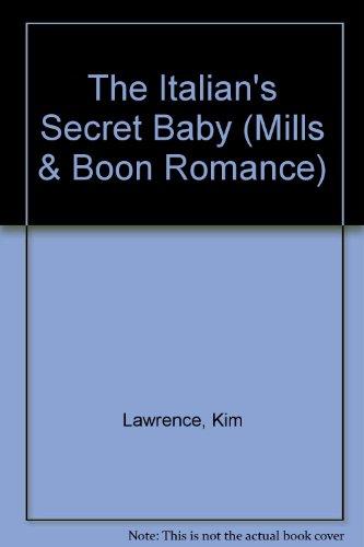 9780263182583: The Italian's Secret Baby (Romance)