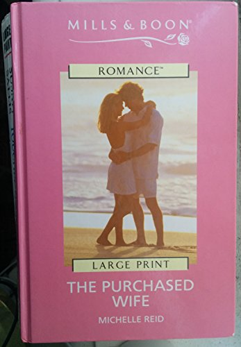 9780263185805: The Purchased Wife