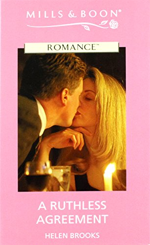 9780263187755: A Ruthless Agreement (Romance)