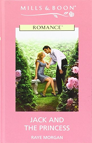 9780263187830: Jack and the Princess (Romance)