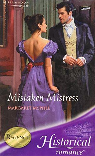 9780263190519: Mistaken Mistress (Historical Romance)