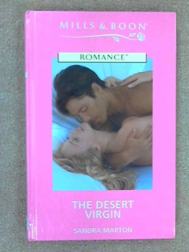 9780263191066: The Desert Virgin (Romance)