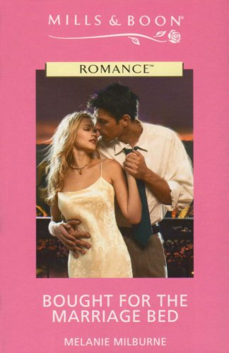 9780263191387: Bought for the Marriage Bed (Romance)