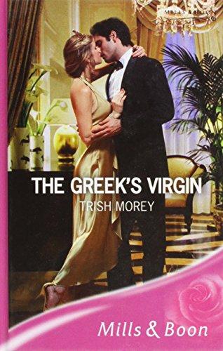 Trish Morey Greeks Virgin Abebooks