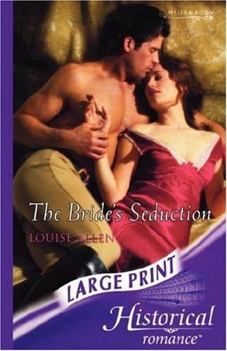 9780263193794: The Bride's Seduction (Mills & Boon Historical Romance)