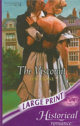 9780263193893: The Viscount (Mills & Boon Historical Romance)