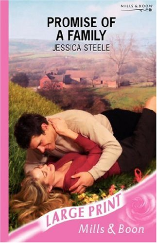 9780263194272: Promise of a Family (Large Print Romance)