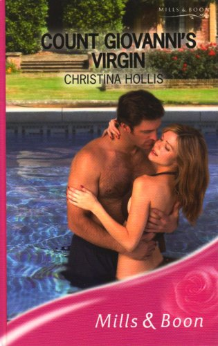 9780263196252: COUNT GIOVANNI'S VIRGIN (Mills & Boon Romance)