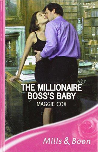 9780263196269: The Millionaire Boss's Baby (Romance)