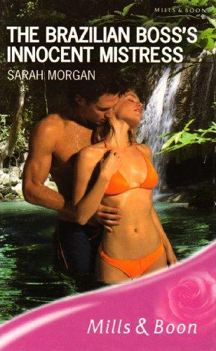 9780263196382: The Brazilian Boss's Innocent Mistress (Romance)