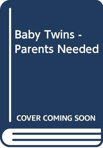 9780263196498: Baby Twins - Parents Needed (Mills & Boon Romance)
